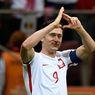 Inggris Vs Polandia, Lewandowski Dipastikan Absen