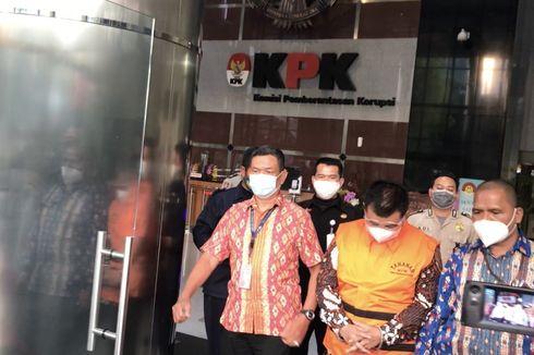 KPK Perpanjang Masa Penahanan Bupati Nonaktif Bandung Barat Aa Umbara Sutisna