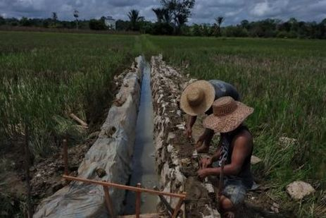 Mentan SYL: Dalam Pertanian Manajemen Air Jadi Sangat Penting