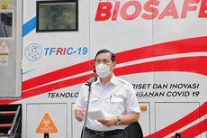 Pemerintah Kembangkan Laboratorium Tes PCR Mobile  dan Tawarkan ke Pemda-Swasta