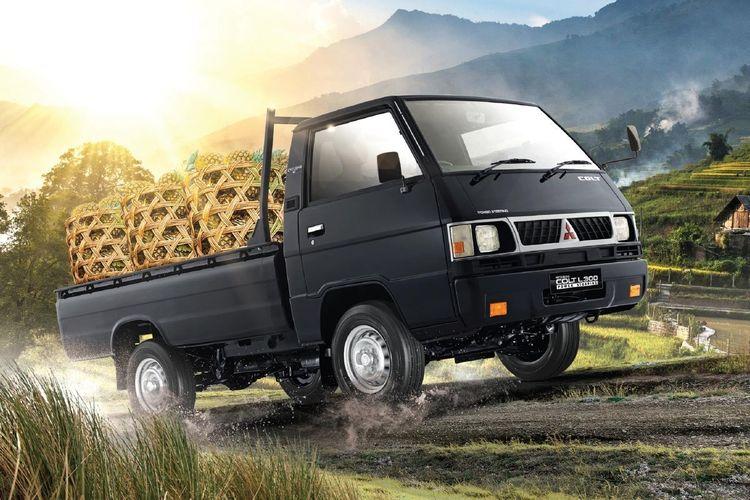 Mitsubishi L300 sampai saat ini masih tersedia di dealer-dealer resmi Mitsubishi.
