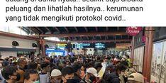 Bandara Soetta Padat, DPR Minta Pemerintah Hentikan Relaksasi PSBB di Bandara