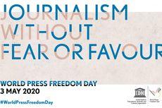 3 Mei, Hari Kebebasan Pers Dunia
