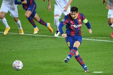 Buntut Selebrasi untuk Diego Maradona, Lionel Messi Didenda Rp 10 Juta