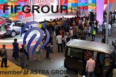 Paruh Tahun, Kredit Mobil via Astra Rp 38,6 T
