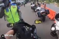 Video Moge Kabur dari Razia Polisi, Klub Motor Sarankan Jangan Sunmori Dulu