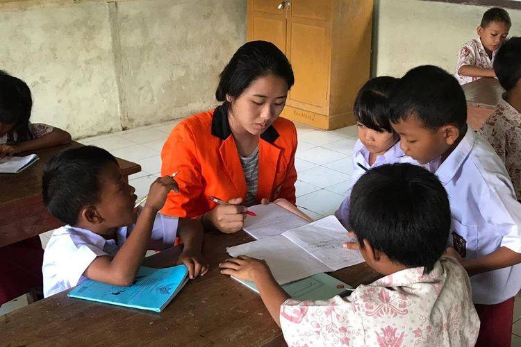 Ilustrasi. Pendidikan guru Unika Atma Jaya