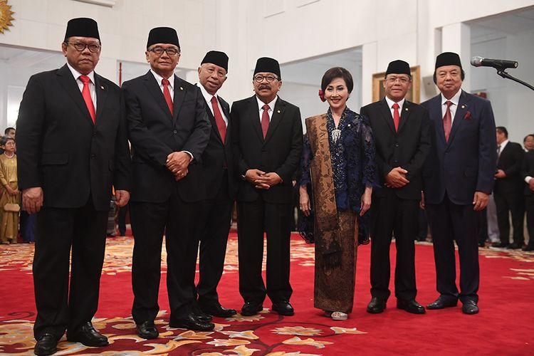 Mardiono Jadi Wantimpres Jokowi, PPP Sebut Tak Mewakili Partai