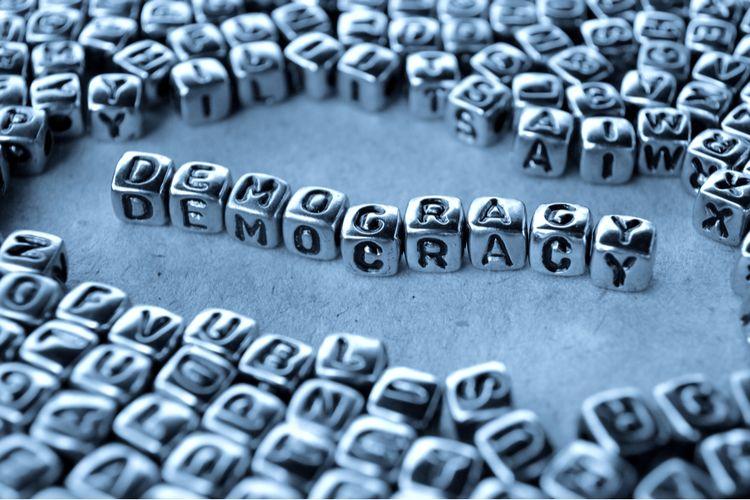 Tantangan Demokrasi Di Indonesia Halaman All Kompas Com