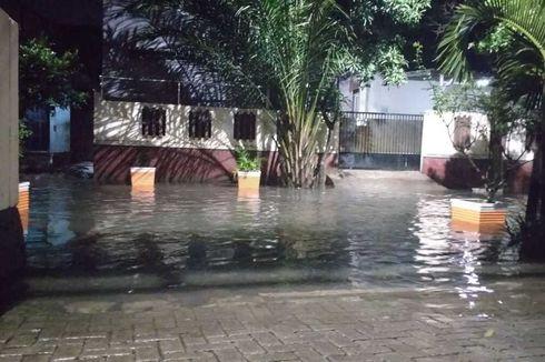 Sempat Rendam Sejumlah RW, Banjir di Kelurahan Tengah Kramat Jati Berangsur Surut