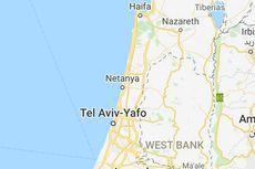 Google Dituding Netizen Hapus Palestina dari Google Maps