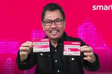 Smartfren Rilis Paket Unlimited Rp 22.000 Seminggu,