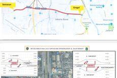 Proyek Pembangunan Awal Jalan Tol Dalam Kota di Daan Mogot, Ini Rekayasa Lalu Lintasnya