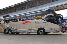 Libur Panjang Paskah, Jumlah Penumpang Bus AKAP Meningkat