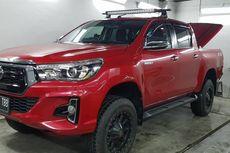 Ubah Toyota Hilux Menjadi Versi Thailand, Simpel dan Garang