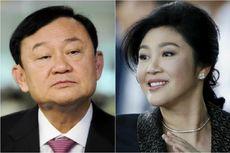 Beredar Foto Thaksin dan Yingluck Shinawatra Berbelanja di Beijing