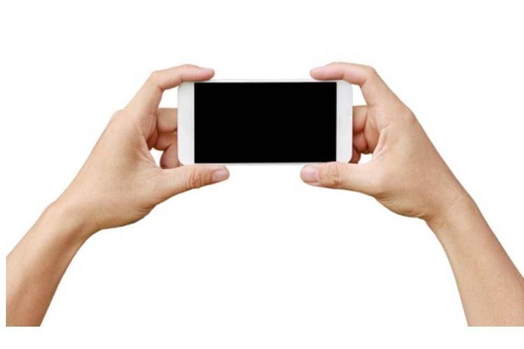 Ilustrasi selfie