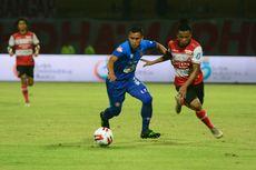 Madura United Vs Persiraja, Tuan Rumah Terpengaruh Main Lambat