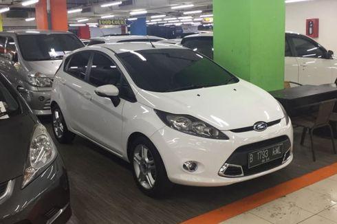 Hatchback Bekas per September 2021, Fiesta Mulai Rp 100 Jutaan, Jazz Rp 170 Jutaan