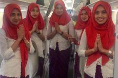 Lion Air Buka Lowongan Kerja Pramugari dan Pramugara Lulusan SMA/SMK