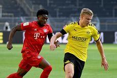 Hadapi Paderborn, Dortmund Dipastikan Tanpa Erling Haaland