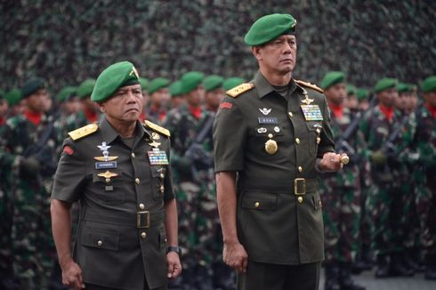 Mayjen TNI Doni Monardo Resmi Jabat Pangdam III/Siliwangi