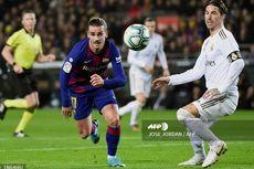 Buat Apa Cari Striker Jika Griezmann Bisa Jadi Opsi Nomor 9 Barcelona?