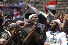 Pendukung Mursi Demonstrasi Saat Idul Fitri