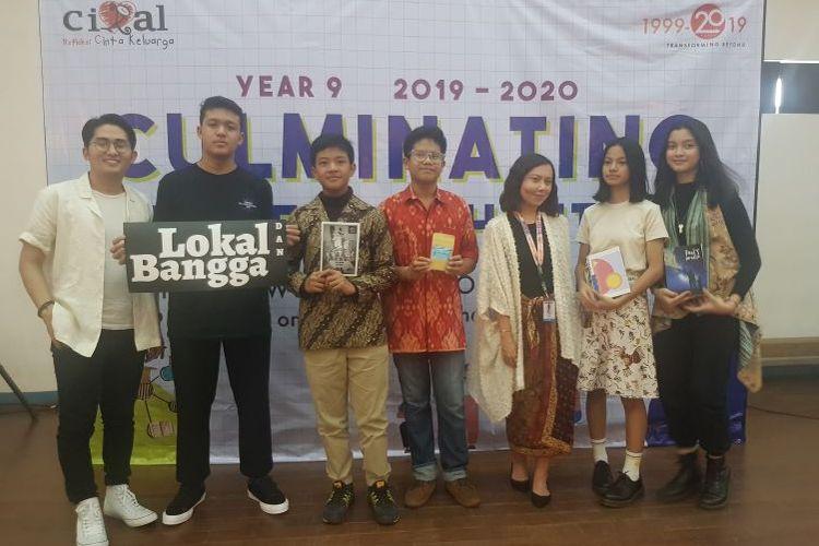 Cikal Culminating Project, Cikal Serpong, Kamis (23/1/2020)
