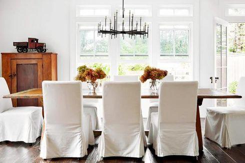 Begini, Trik Memilih Lampu di Ruang Makan!