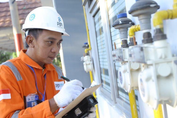 PGN membagi penugasan khusus untuk pengendalian infrastruktur gas dan niaga di tiga wilayah.