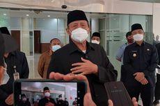 20 Pejabat Dinkes Banten Mundur, Wahidin: Tunjangan Pegawai Negeri Saya Naikin, Kurang Apa Saya sebagai Gubernur?