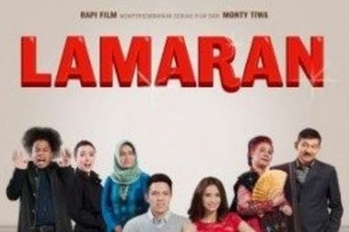 Sinopsis Film Lamaran, Ketika Cinta Terhalang Perbedaan Budaya
