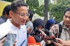 Sandiaga Uno Berharap Tidak Ada Muatan Kepentingan dalam Pemilihan Wagub DKI