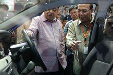 Ketika JK Kepincut Fitur Keamanan Daihatsu Sigra
