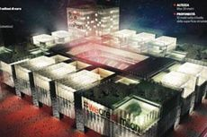 Inilah Stadion Baru AC Milan