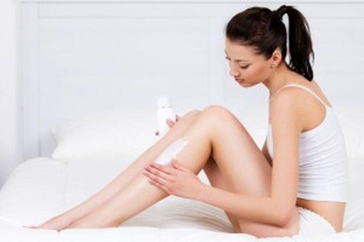 Body lotion yang diperkaya serum diharapkan bisa membantu menghidrasi kulit lebih maksimal.