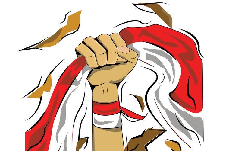 Definisi bela negara adalah sikap dan perilaku warga negara yang dijiwai oleh kecintaannya kepada Negara Kesatuan Republik Indonesia (NKRI) berdasarkan Pancasila dan Undang-Undang Dasar 1945 dalam menjalin kelangsungan hidup bangsa dan negara yang seutuhnya.