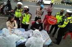 Kemunculan Sosok Menyeramkan Saat Operasi Zebra di Lampung