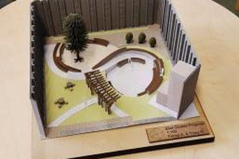 Mahasiswa Indonesia Memenangi Kompetisi Desain Taman Universitas Kent