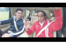 David NAIF Bangga, Jaket Unionwell Karyanya Dipakai Presiden Jokowi