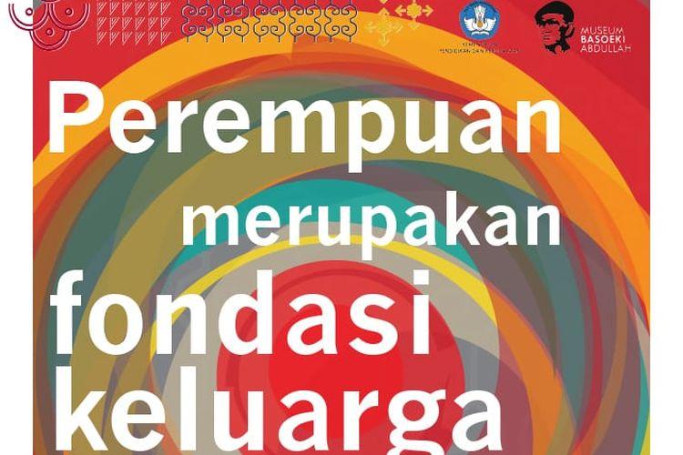 Museum Basoeki Abdulah menyelenggarakan kegiatan Pameran Seni Rupa mengangkat tema ?Semesta Perempuan?, 25 September hingga 25 Oktober 2020 di Ruang Pamer Museum Basoeki Abdullah, Fatmawati, Jakarta Selatan.