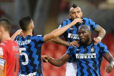 Hasil Liga Italia, Pesta Kemenangan Duo Nerazzurri