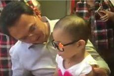 Cerita Pertemuan Ahok dan Sabina, Anak Penderita Leukemia