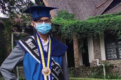 Izzan Lulus ITB di Usia 18 Tahun, padahal Kuliahnya Sempat Terseok-seok