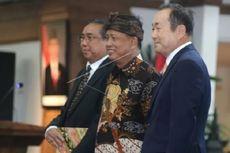 Perkenalkan, Ini Rektor Asing Pertama di Indonesia