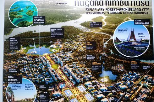Begini Progres Pembebasan Lahan Sukanto Tanoto di Ibu Kota Baru
