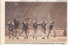 Kilas Balik 1993-1995, Persib Merajai Kompetisi dengan Pemain Lokal