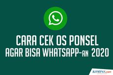 Video: Android dan iPhone Ini Tidak Bisa Pakai WhatsApp Lagi