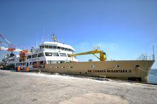 Muatan Balik Kapal Tol Laut Dimanfaatkan untuk Pasarkan Produk Lokal